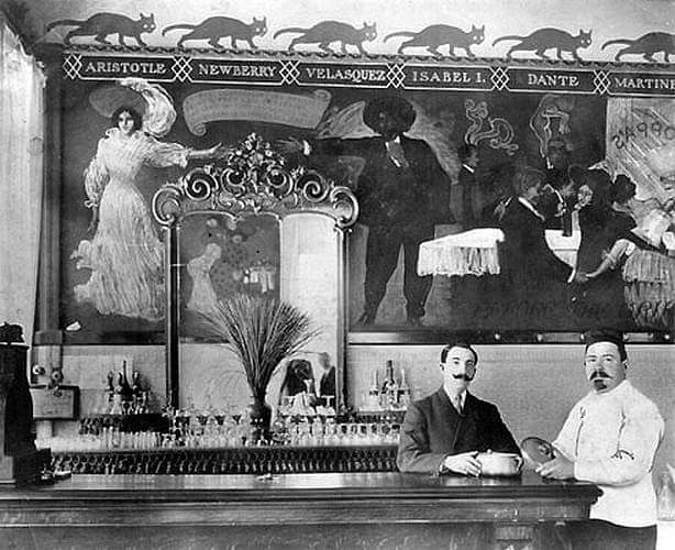 Original Coppas mural and waiters.jpg