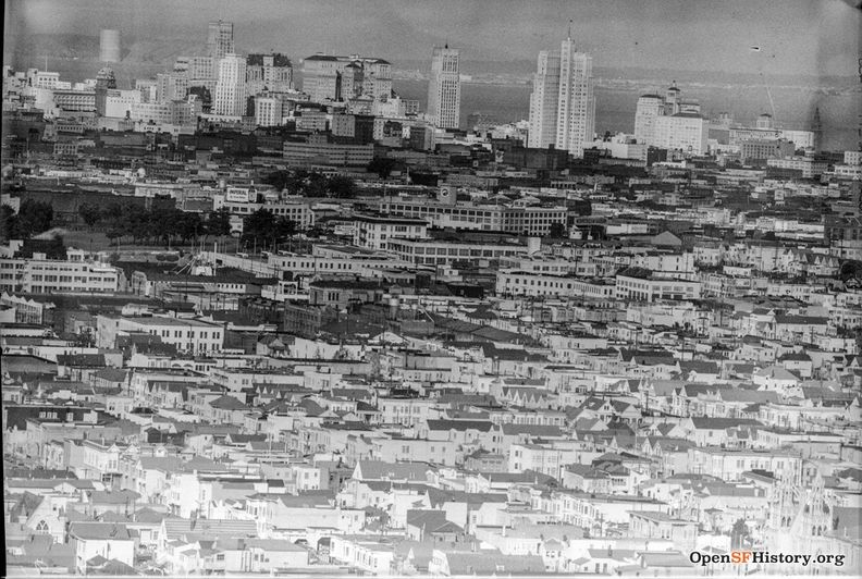 Nov 14 1952 View from Bernal Heights to downtown wnp14.10635.jpg
